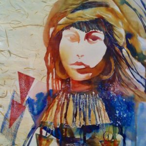 Femme des Aures